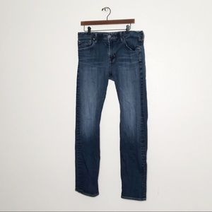 AG Adriano Goldschmeid Slim Fit Jeans